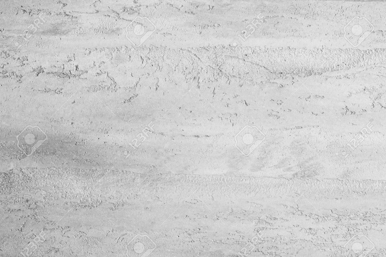 Rustic Concrete Texture Black And White Background Top View Stock Photo