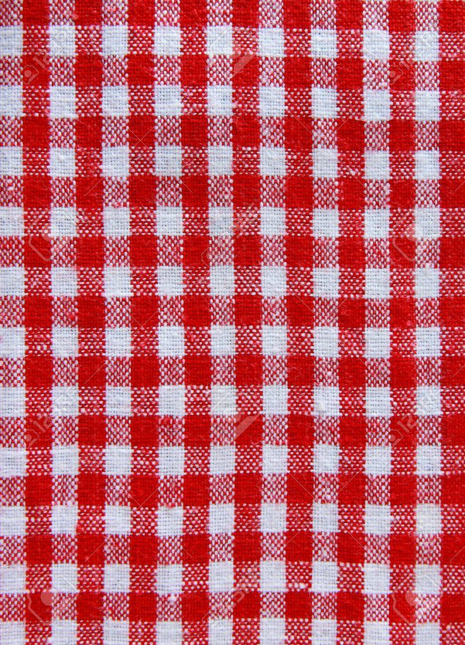 tablecloth fabric Stock Photo - 8200254