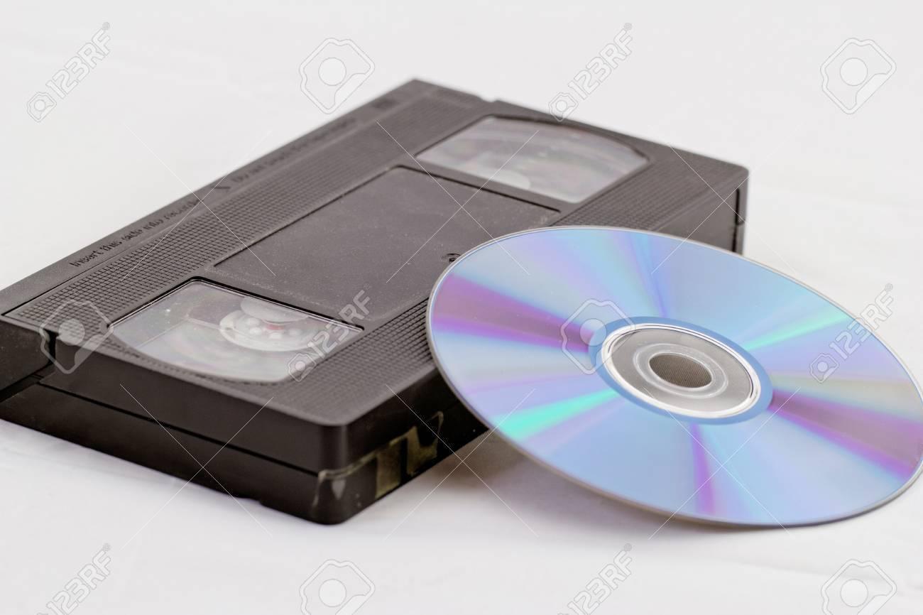テープ に dvd ビデオ を
