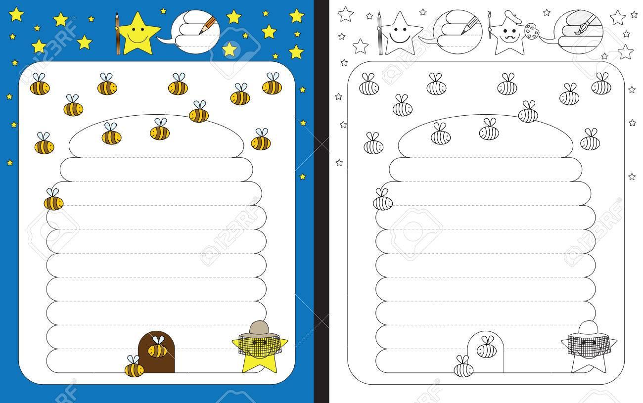 Nett Tracing Arbeitsblatt Arbeitsblatt Für Kinder Kindergarten ...