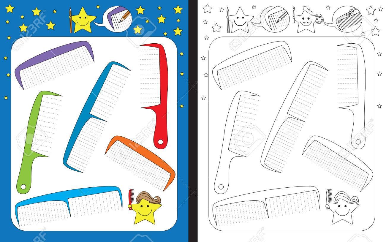 Groß Feinmotorik Arbeitsblatt Für Kindergärten Bilder - Mathe ...