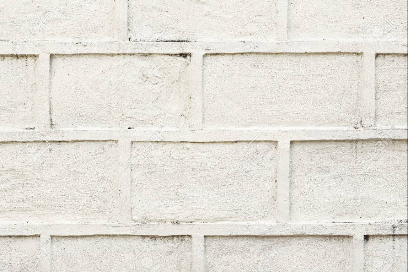 Painted cinder block wall texture - White Painted Concrete Block Wall Background Texture Stock Photo 38508200