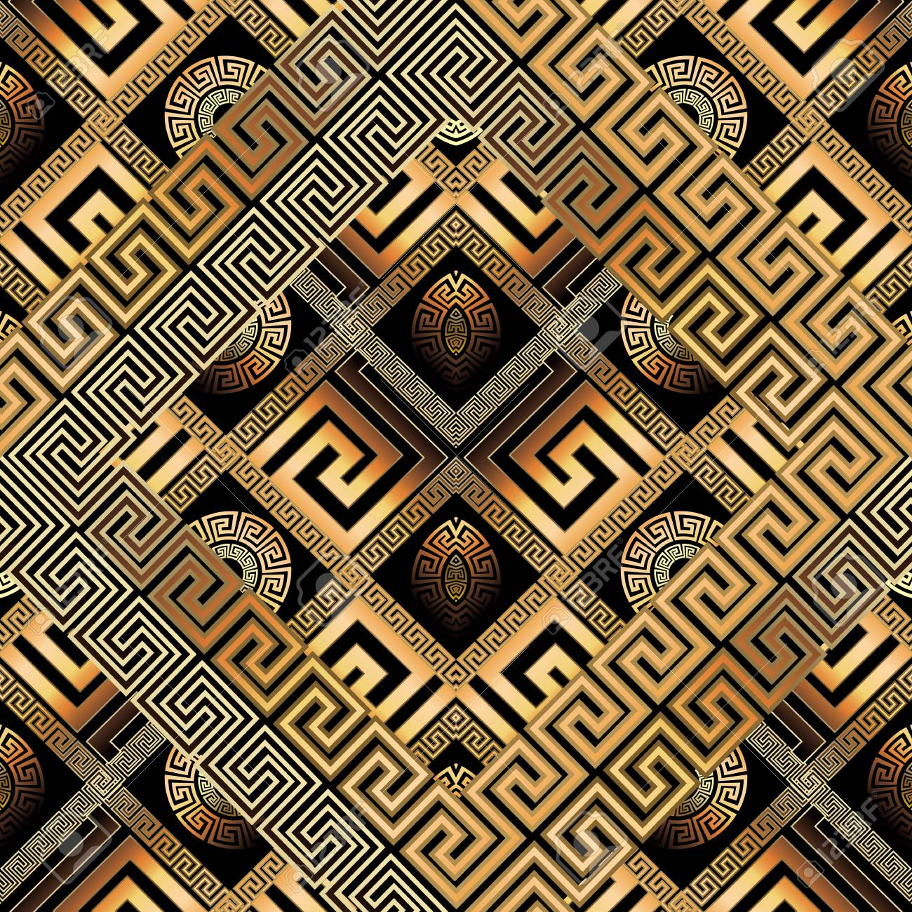 3d Wallpaper Abstract Pattern