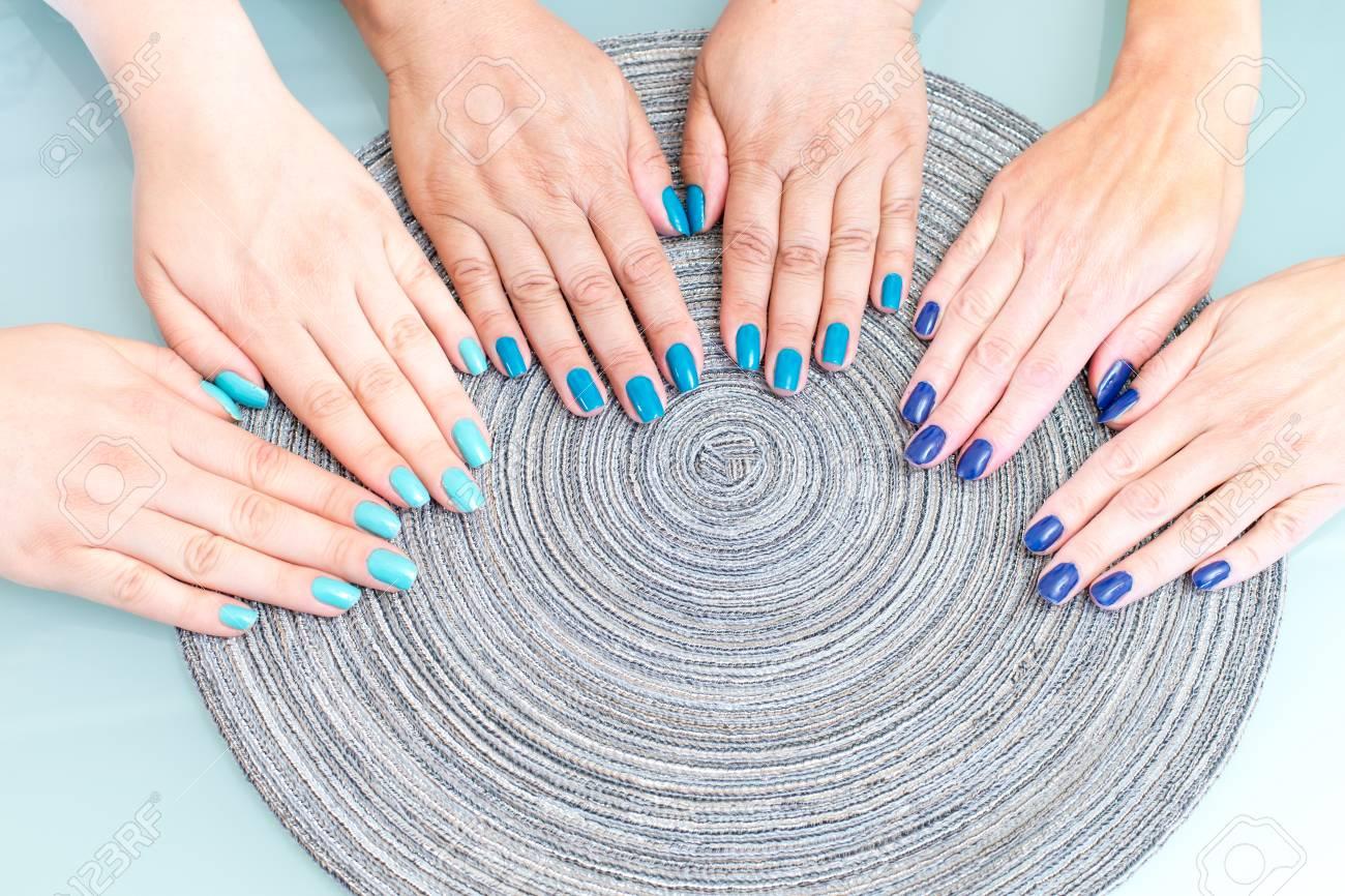 Woman's hands - 99983762