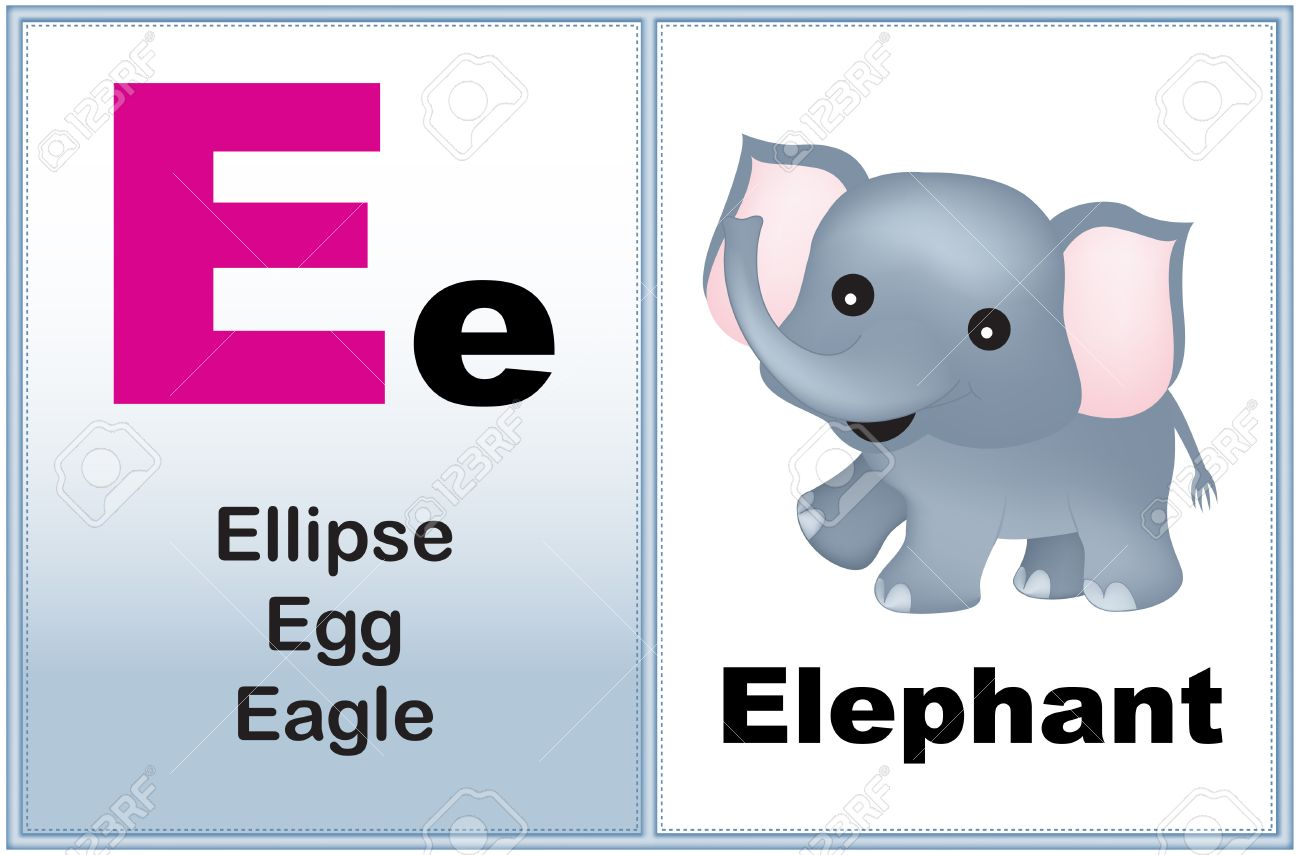 image about Printable Clip Art named Alphabet letter E with clip-artwork and couple of related phrases commencing..