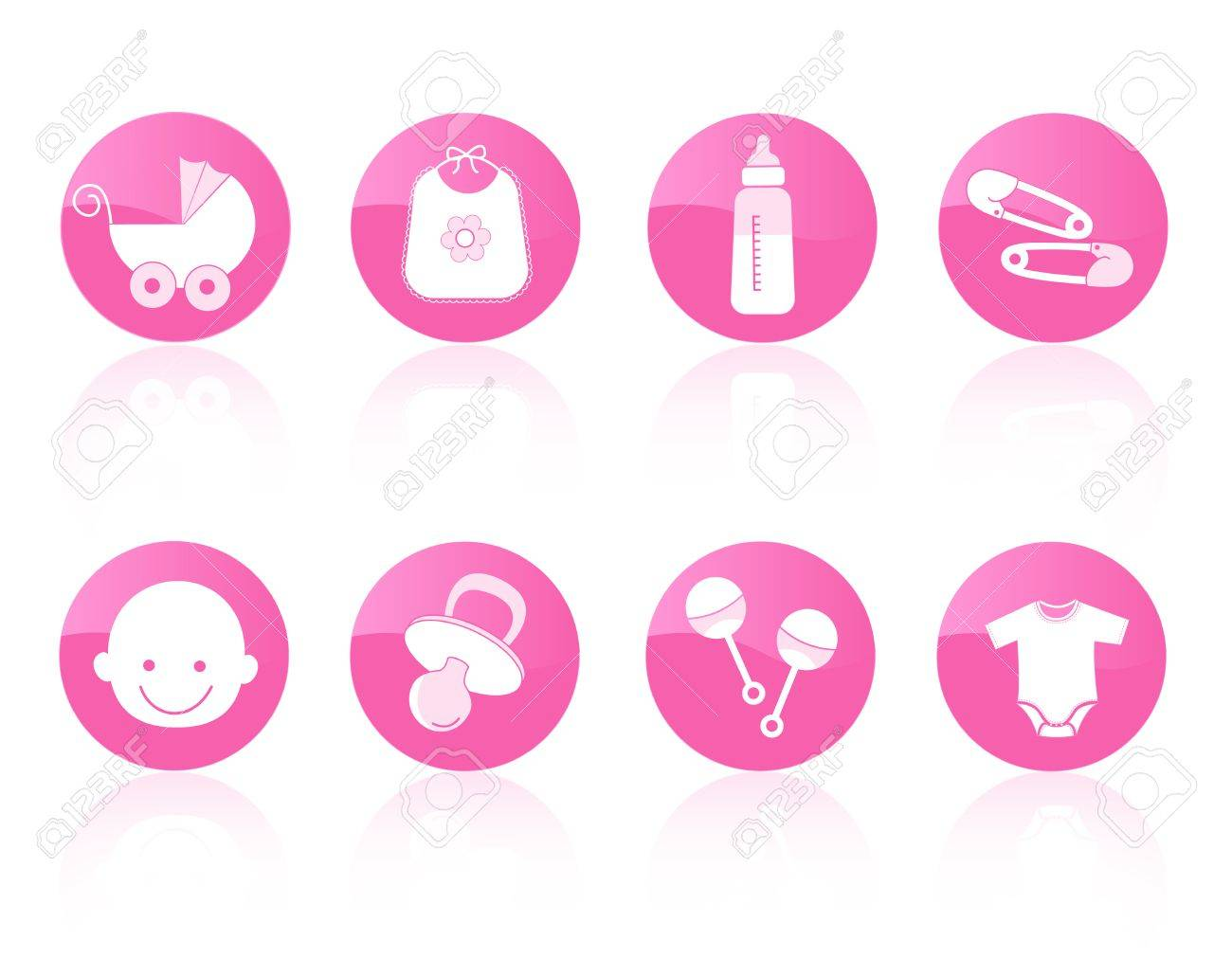 Cute Pink Phone Icon