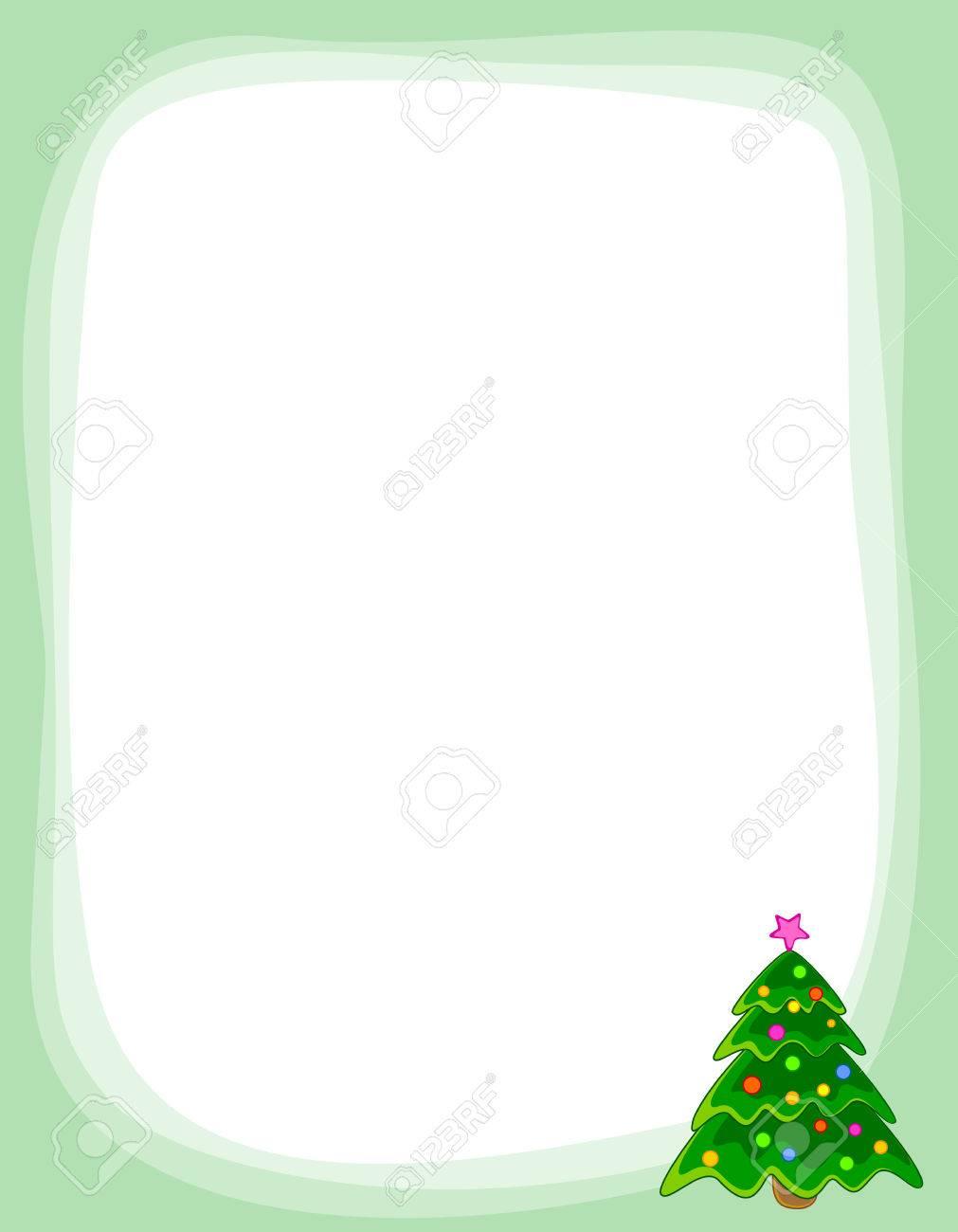 christmas email borders
