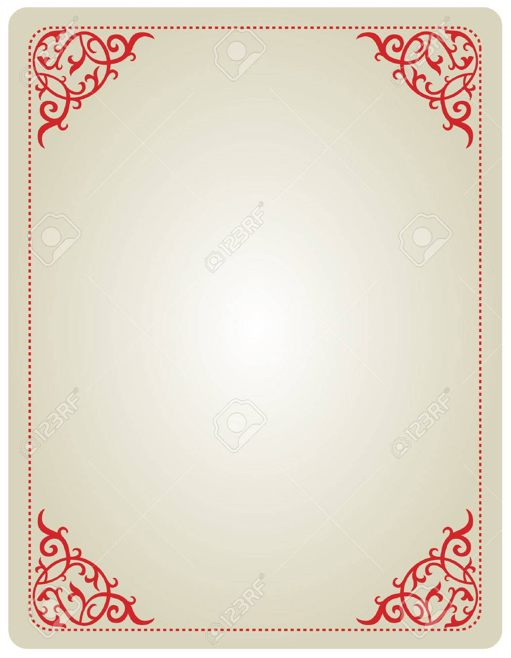 Elegant ornamental border frame specially for wedding party elegant ornamental border frame specially for wedding party invitation cards stock vector 38908511 stopboris Image collections