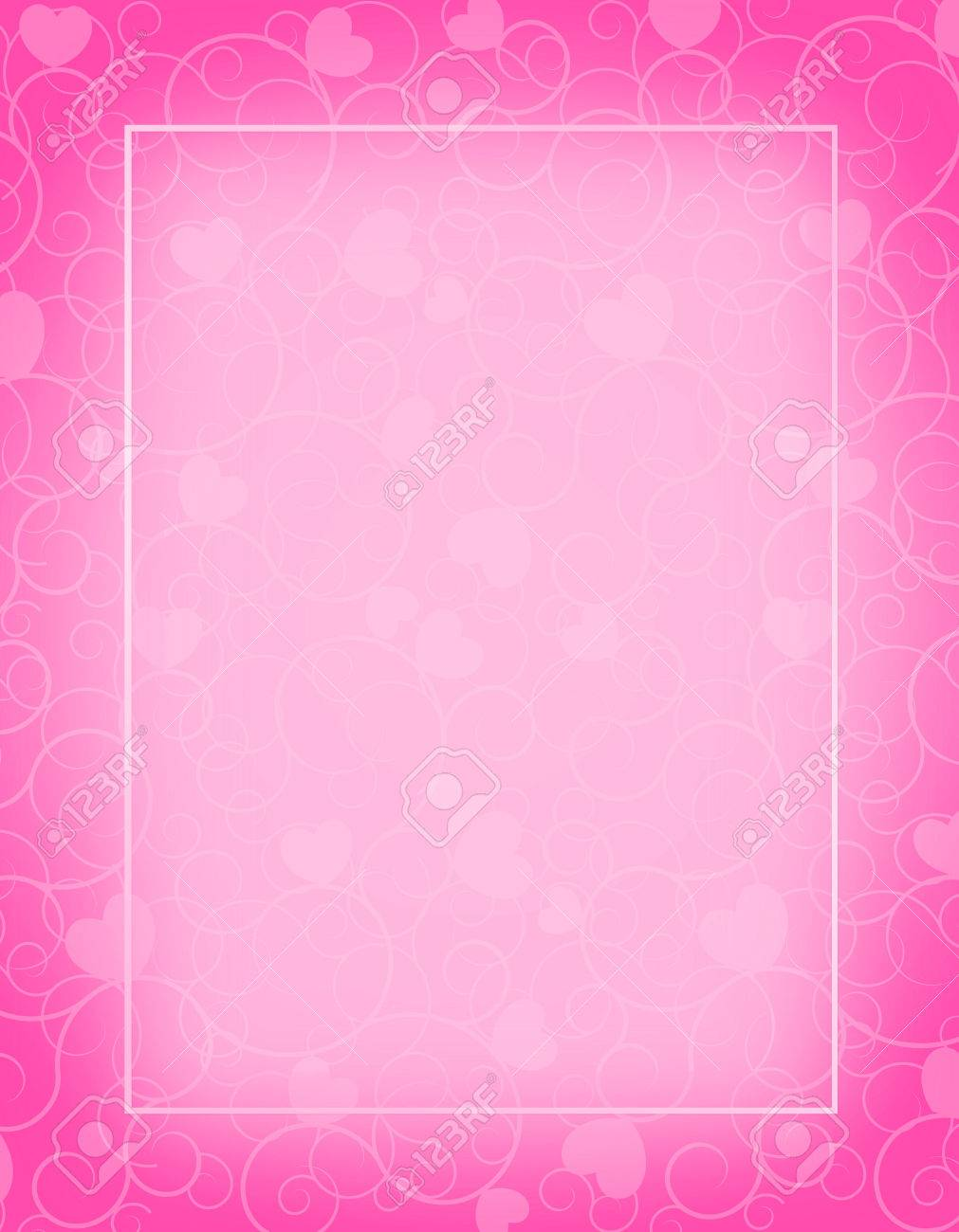 Cute Pink Color Blank / Empty Background . Perfect As Stylish ...