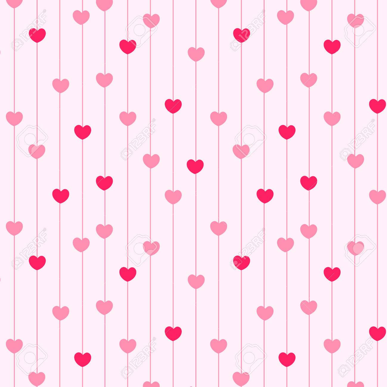 pink hearts seamless pattern love background royalty free cliparts vectors and stock illustration image 62403511 pink hearts seamless pattern love background