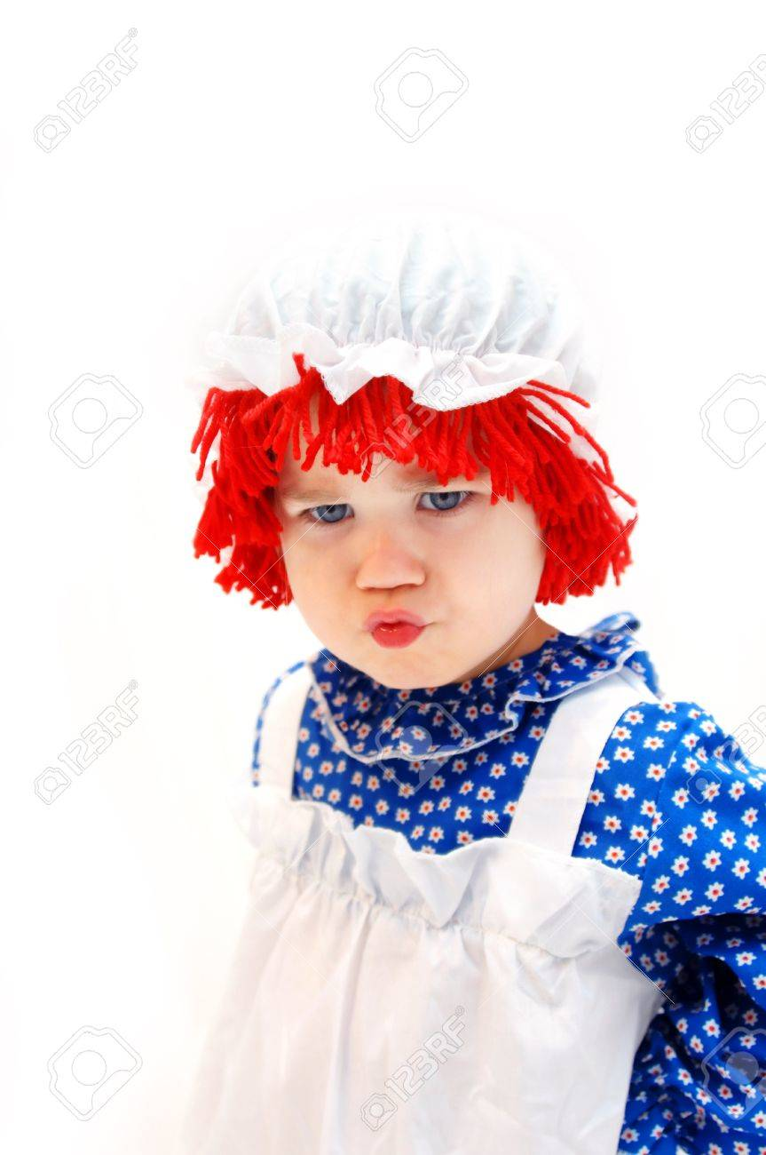 Vestido blanco con liston rojo