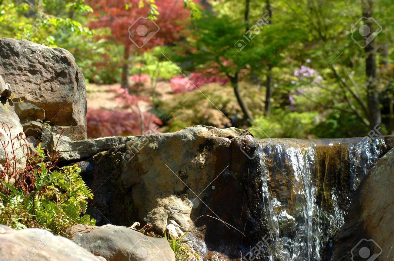 Garvin\'s Woodland Garden In Hot Springs, Arkansas, Features A ...