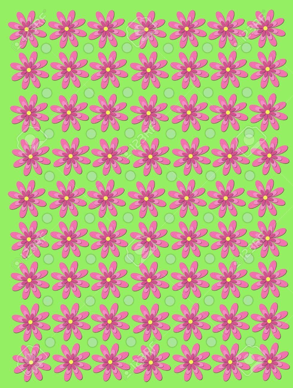 Excepcional Uñas De Color Rosa Con Lunares Elaboración - Ideas Para ...
