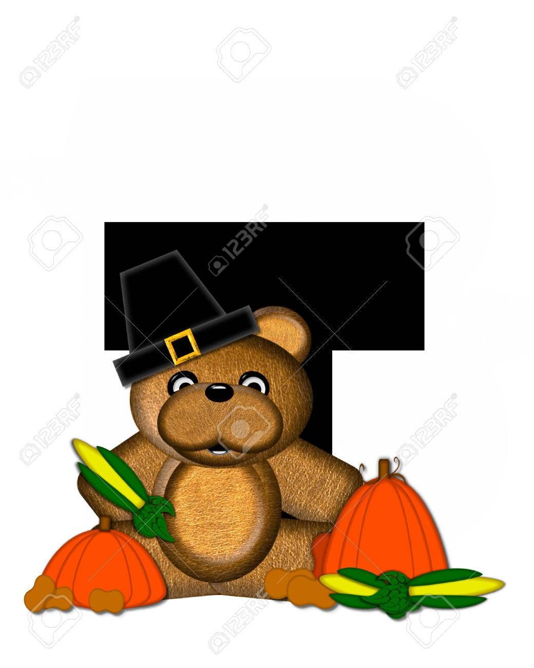Immagini Stock La Lettera T Nel Set Di Alfabeto Teddy