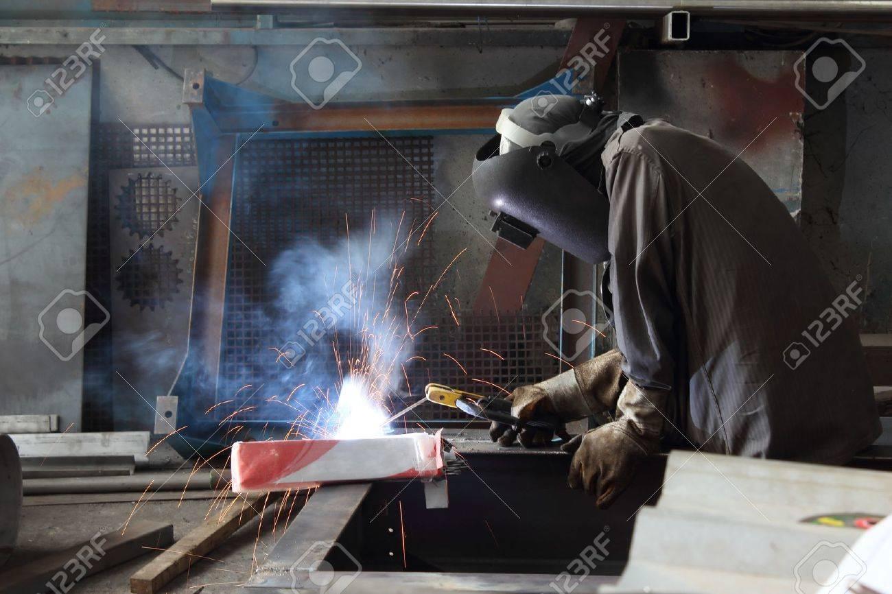 Welding Stock Photo - 15418886