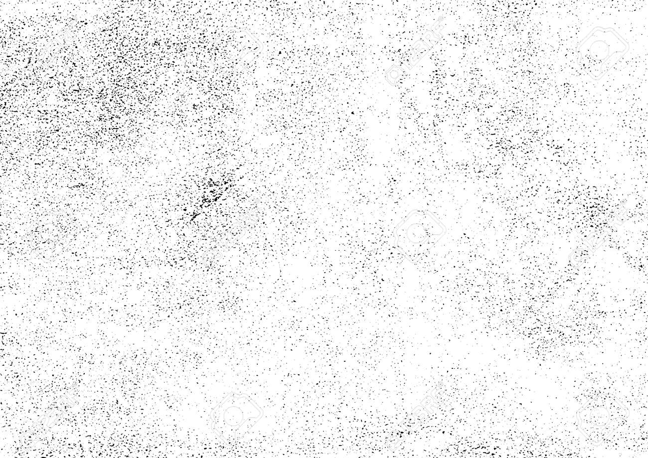 Grunge texture material, wall sandstorm style, uneven, black and white (vector, eps10) - 166199625