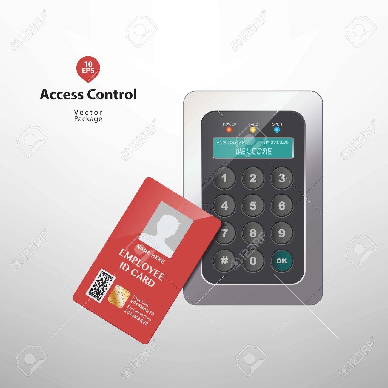 Access control - Proximity card reader - 57014407