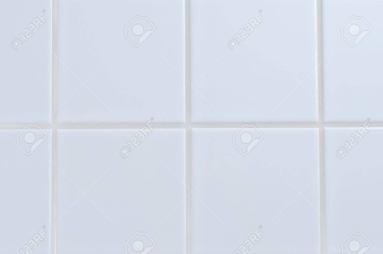 White Porcelain Tile Wall Close Up Background Photo Picture – White Porcelain Tile Bathroom