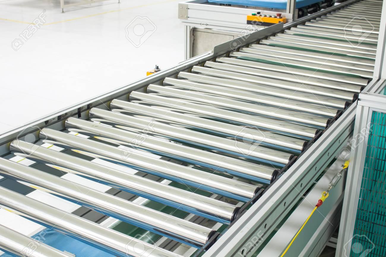 The conveyor chain, and conveyor belt on production line set