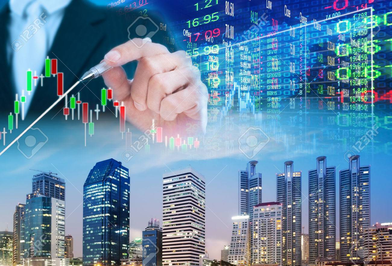 Stock Market Concept Stock Market Background Stock Photo Picture And Royalty Free Image Image 44816172