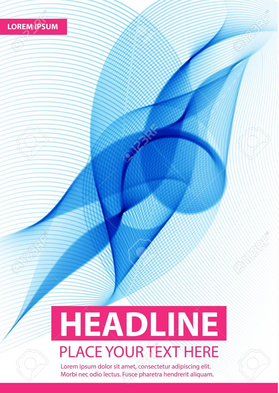 Flyer Brochure Affiche Presentation Depliants Cartes De Visite Des Pages Couverture Du Document Rapport Annuel Magazine Template