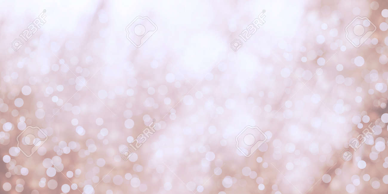 Bokeh on blurred background Colorful bokeh sparkle, beautiful valentines day concept, new year's day, 3d illustration - 159040498