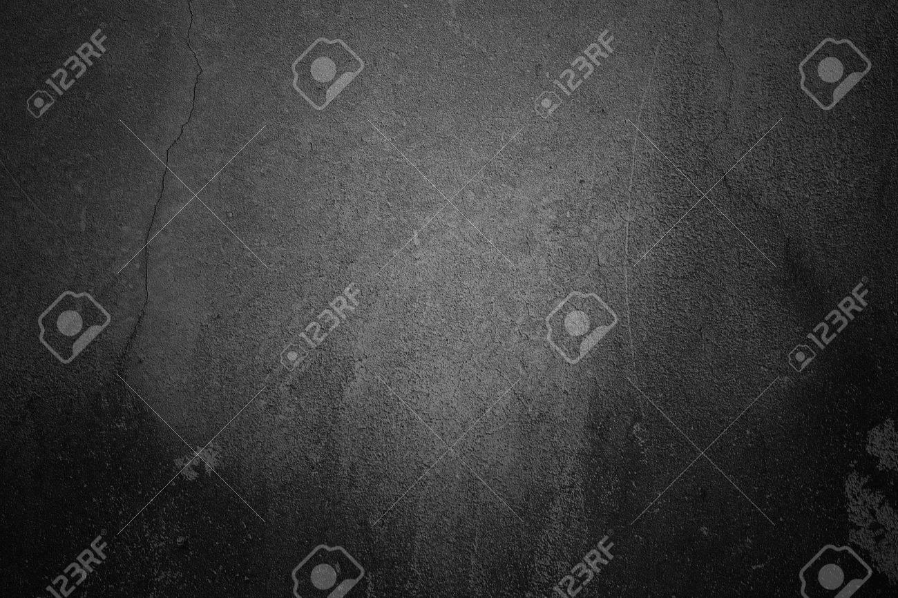 Dark background texture. Blank for design, dark edges - 58909374
