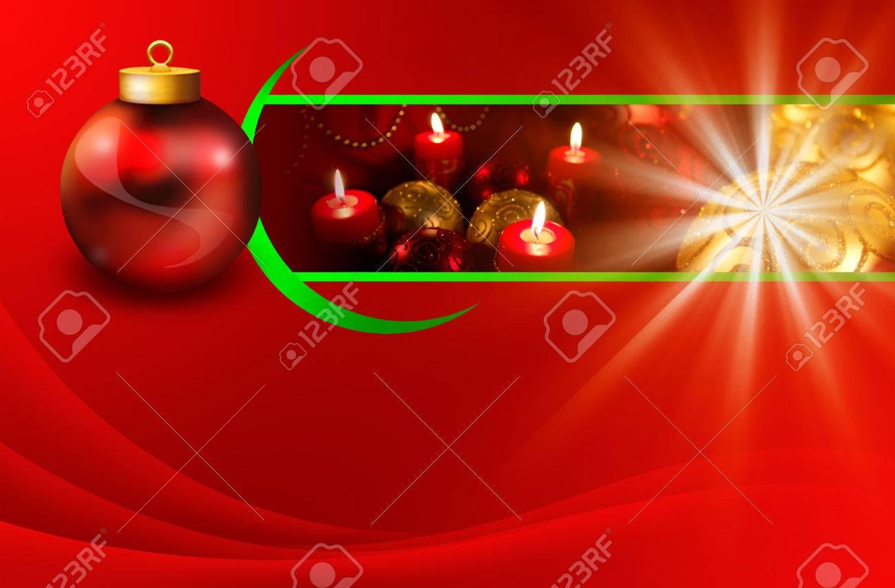 Christmas Beautiful Background And Season Greeting 8 Stock Photo
