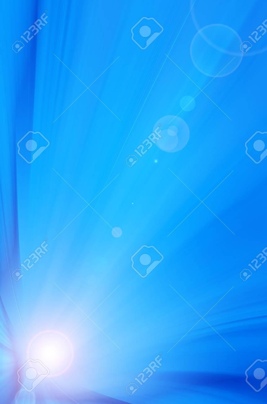 shiny blue background Stock Photo - 17418291