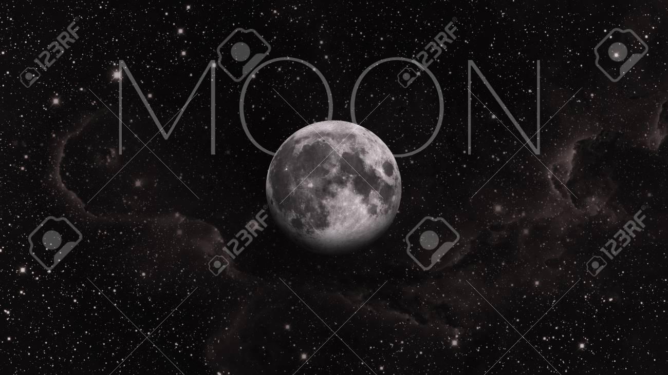 Solar system earths moon the moon is earths only natural stock solar system earths moon the moon is earths only natural satellite it is publicscrutiny Choice Image