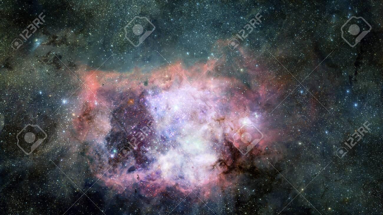 Galaxy about 23 million light years away. - 143765981