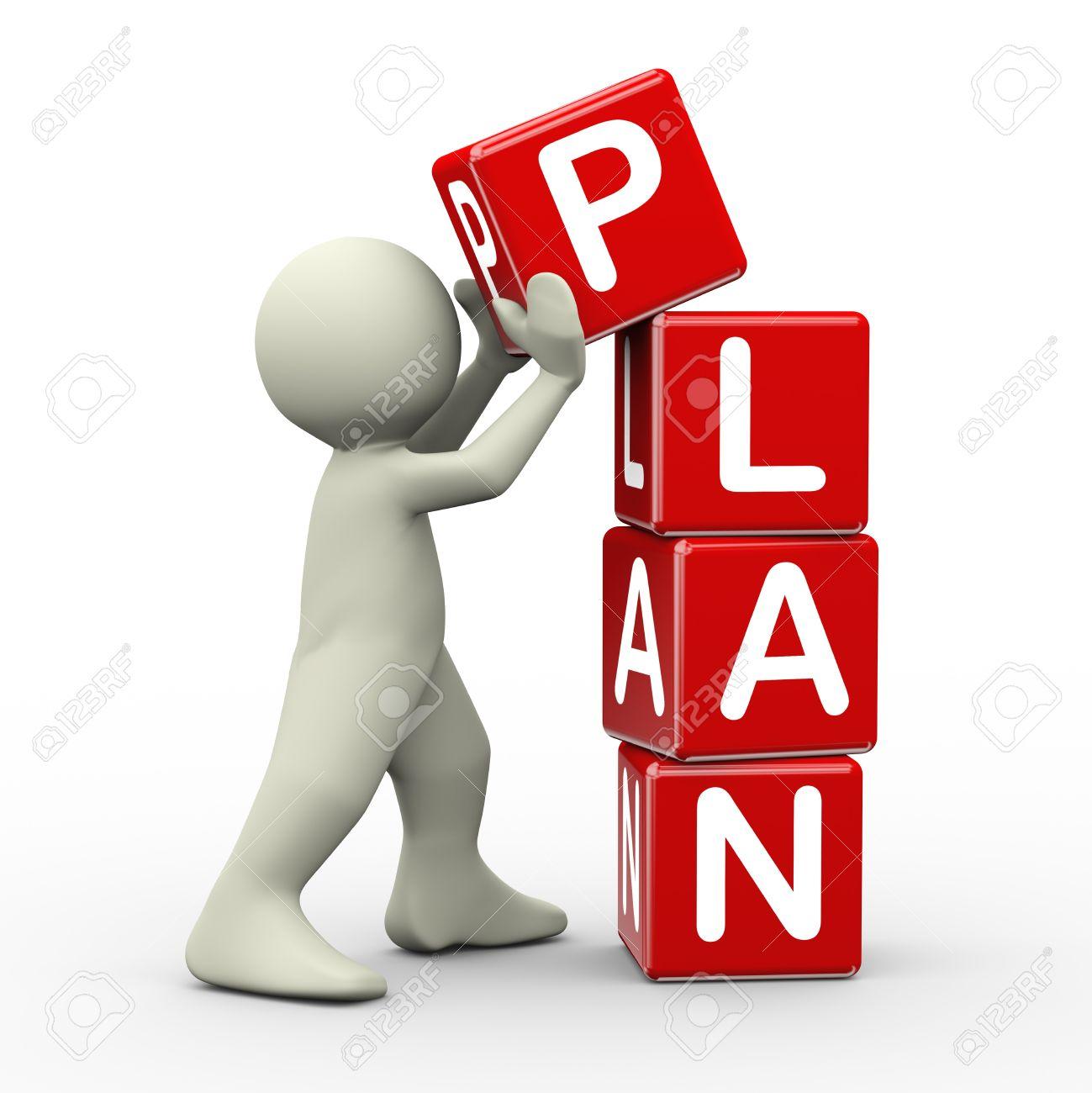 Plan Clipart Clipart Cartoon Planning