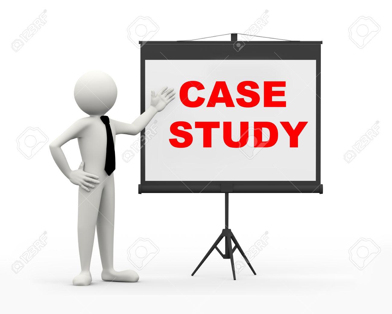 Presenting case studies