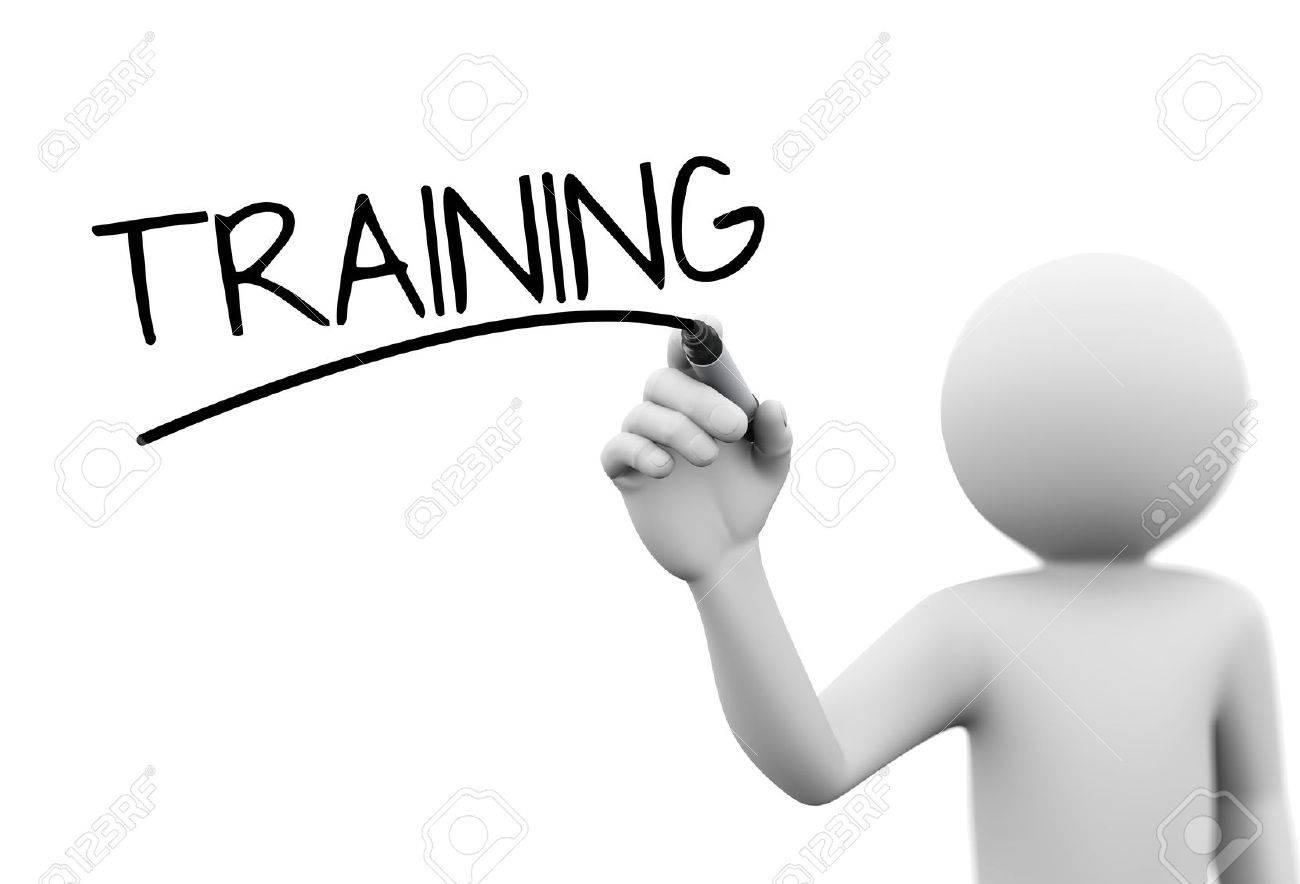 Writing training