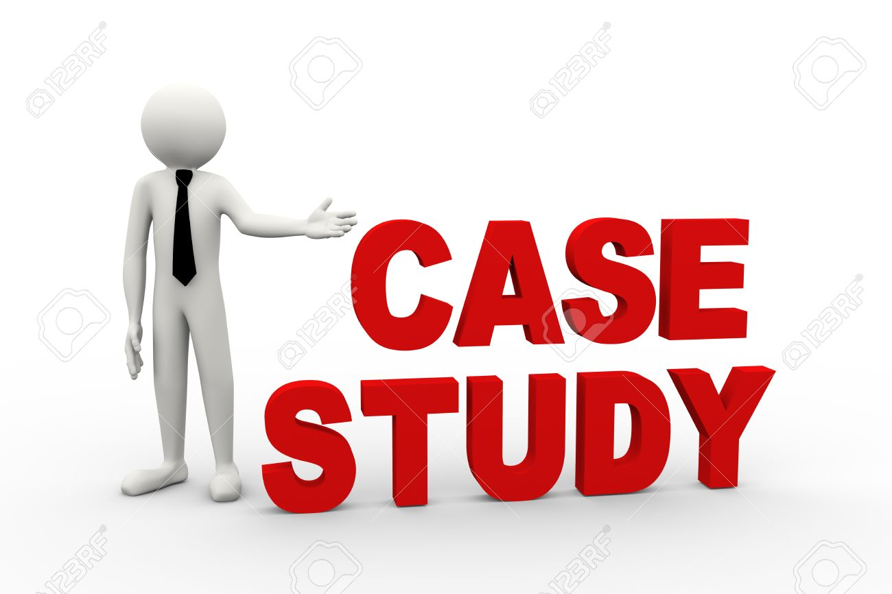 case study of a person