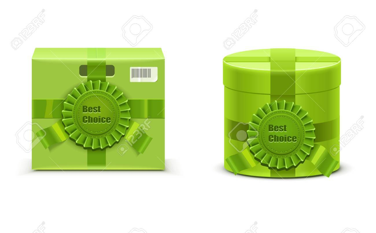 gift boxes vector icons Stock Vector - 14850428