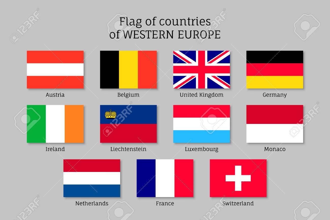 ヨーロッパ 国 西