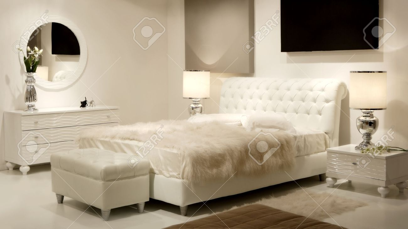 New Classic Bedroom Furniture New Classic Bedroom Stock Photo Picture And Royalty Free Image