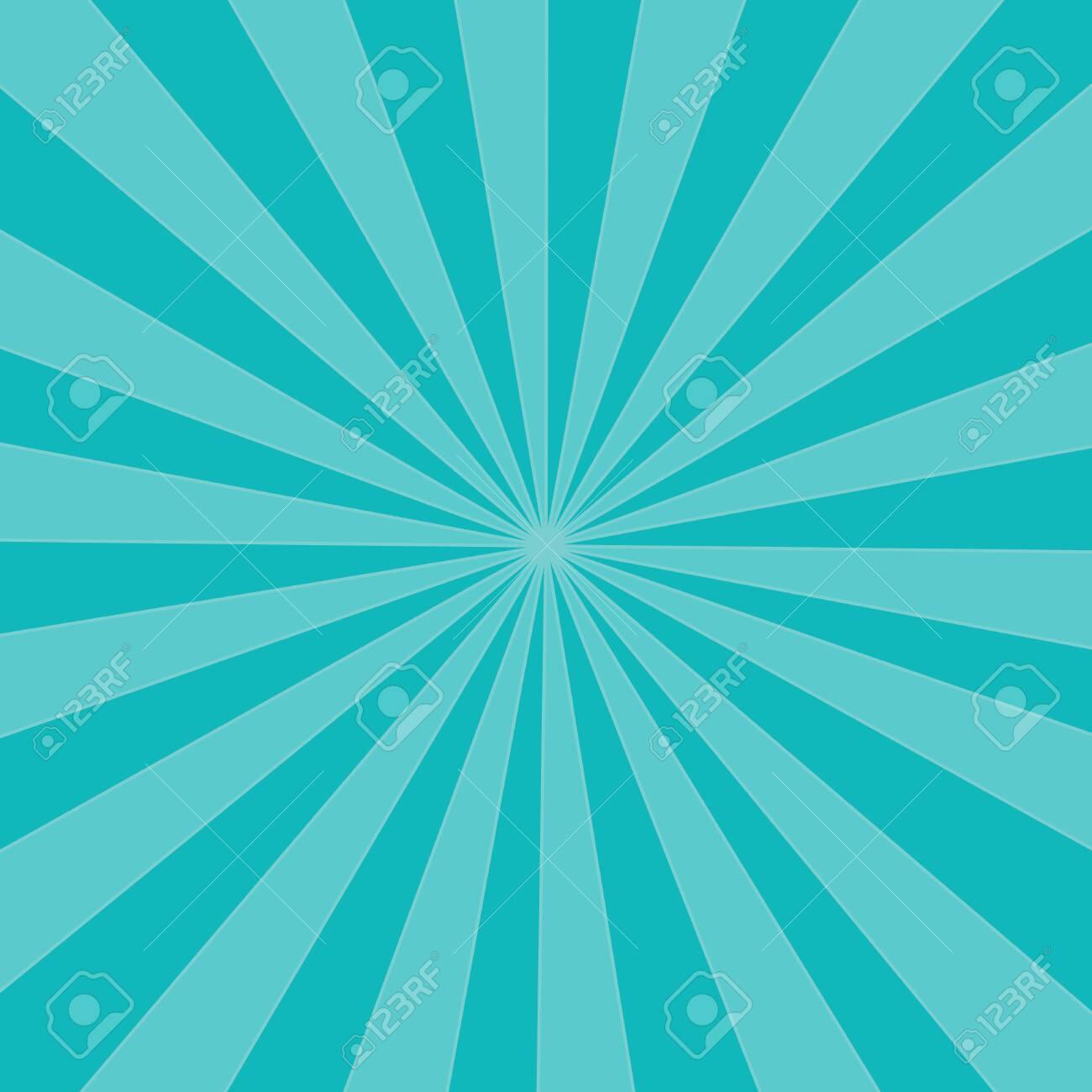 soft light Blue color sunburst background. Vector illustration. eps - 152009100