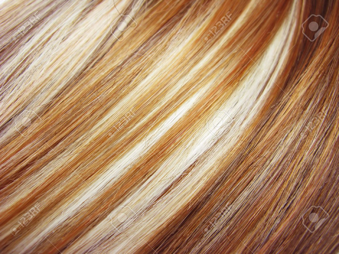 highlight hair texture abstract background Stock Photo - 12725599