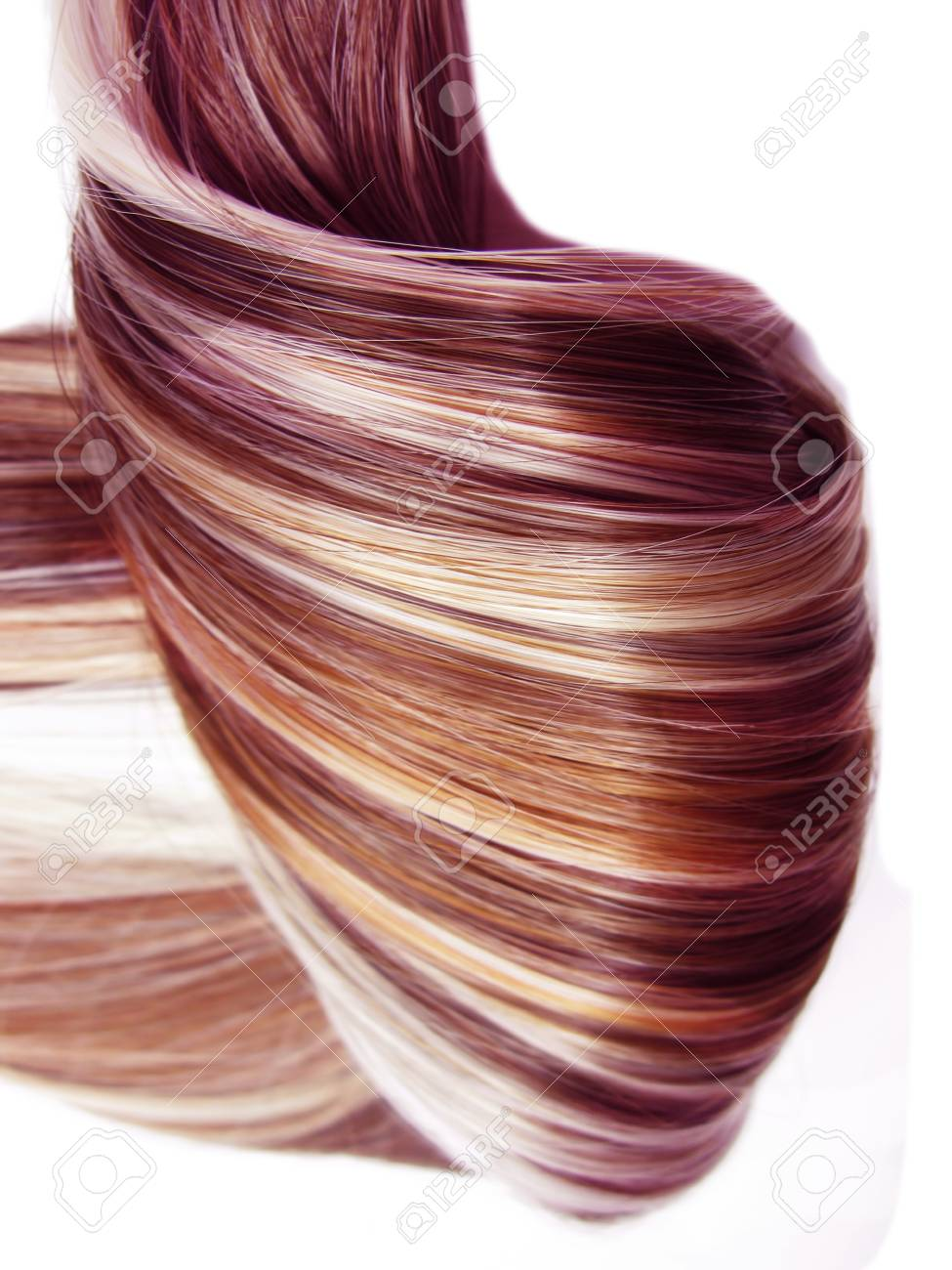 highlight hair texture abstract background Stock Photo - 19378081
