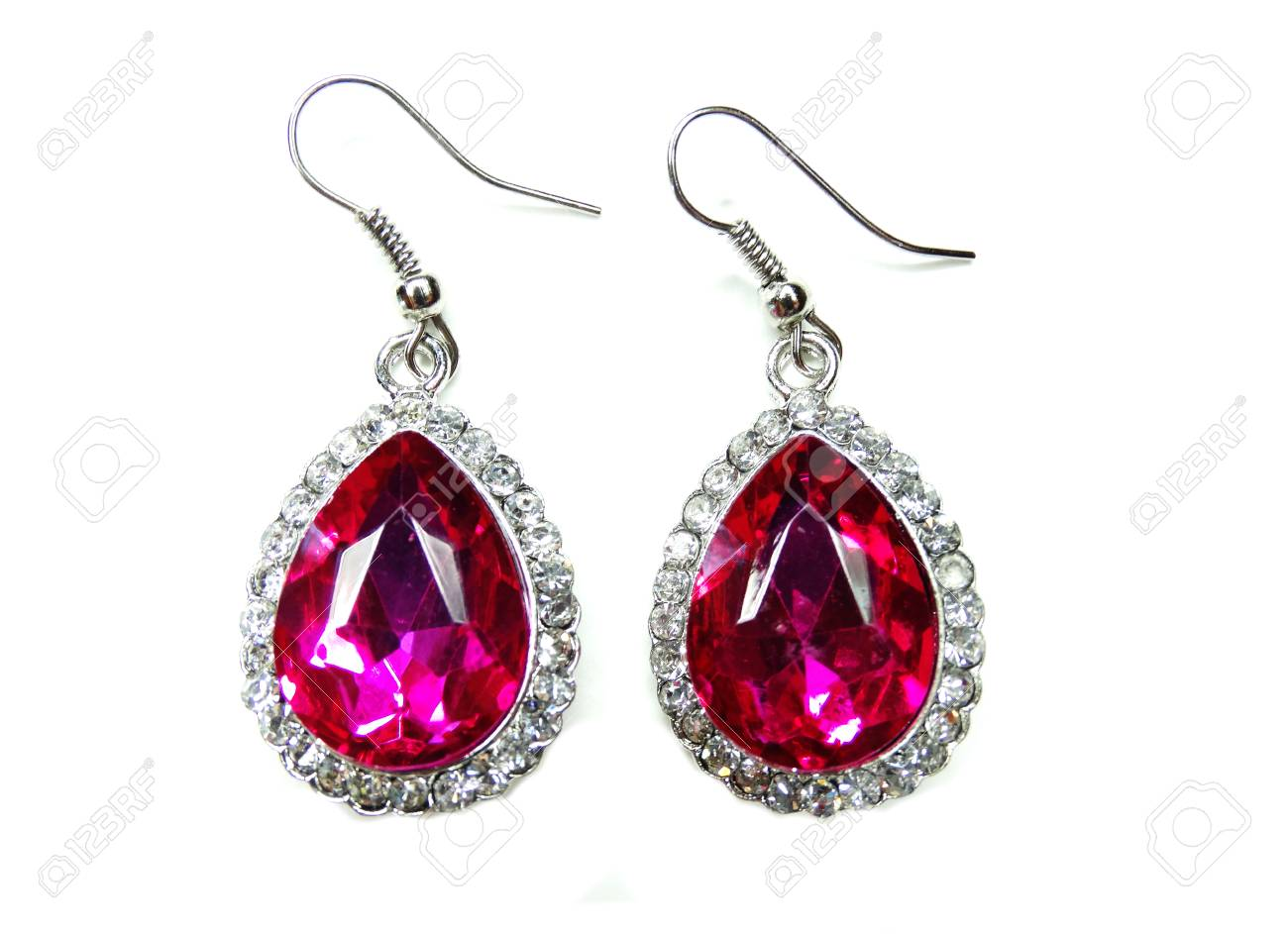 ruby gold earrings mother mini of bright us en pearl with and