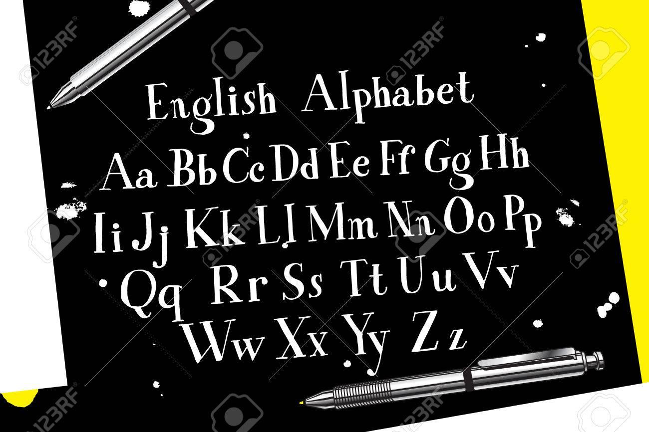 84 Typography Cursive Font