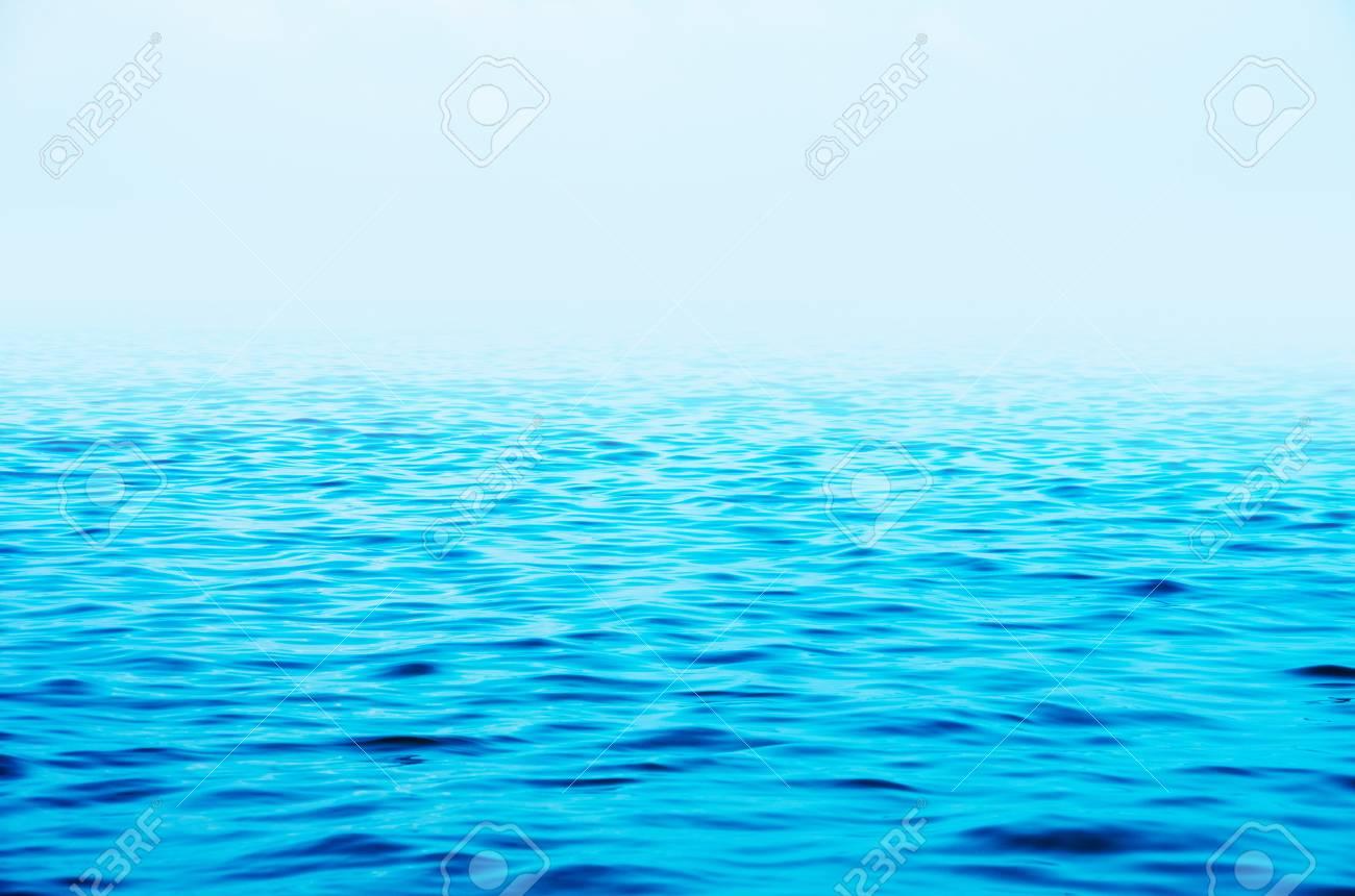 Beautiful sky and blue sea - 55199474