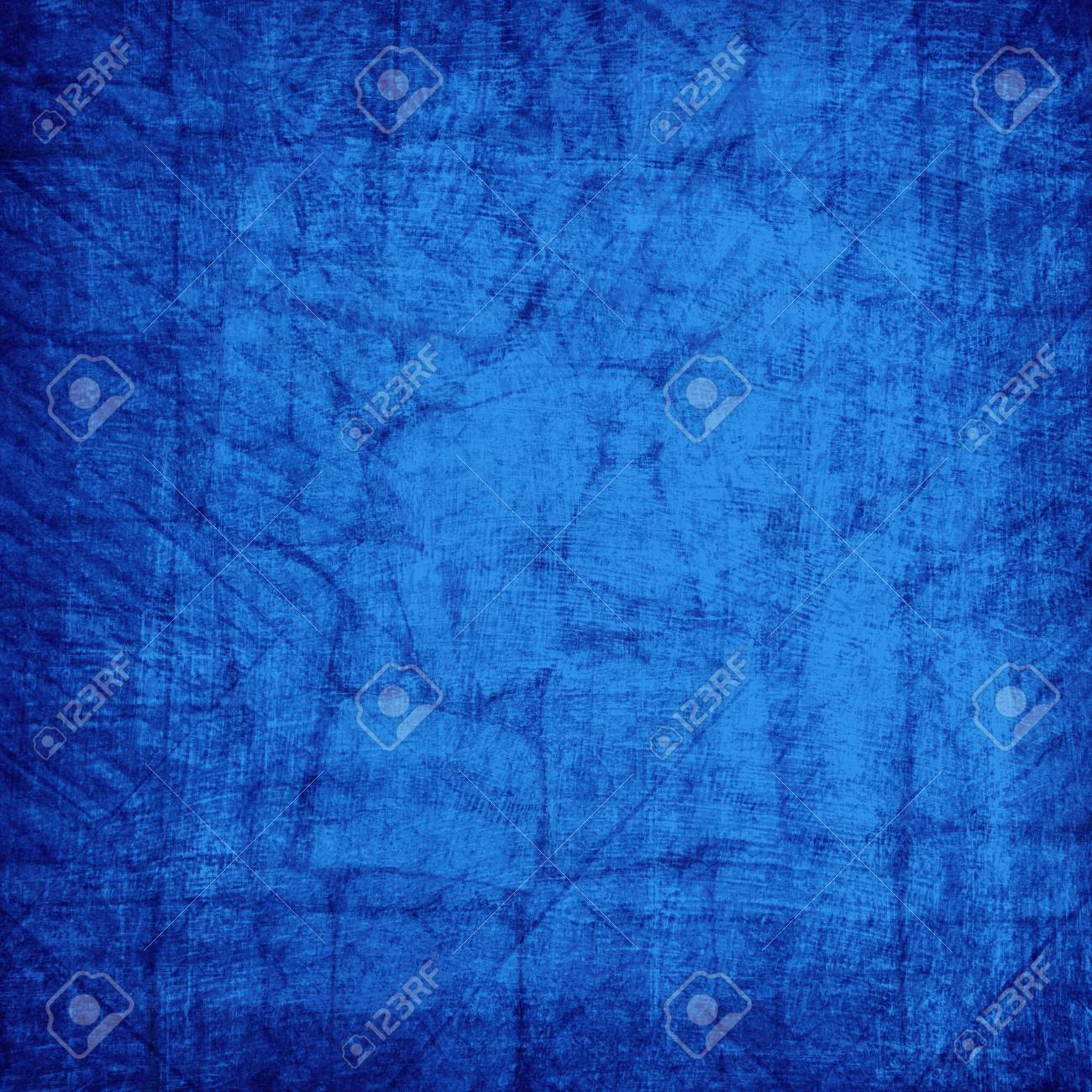 Stock Photo - Textured blue background