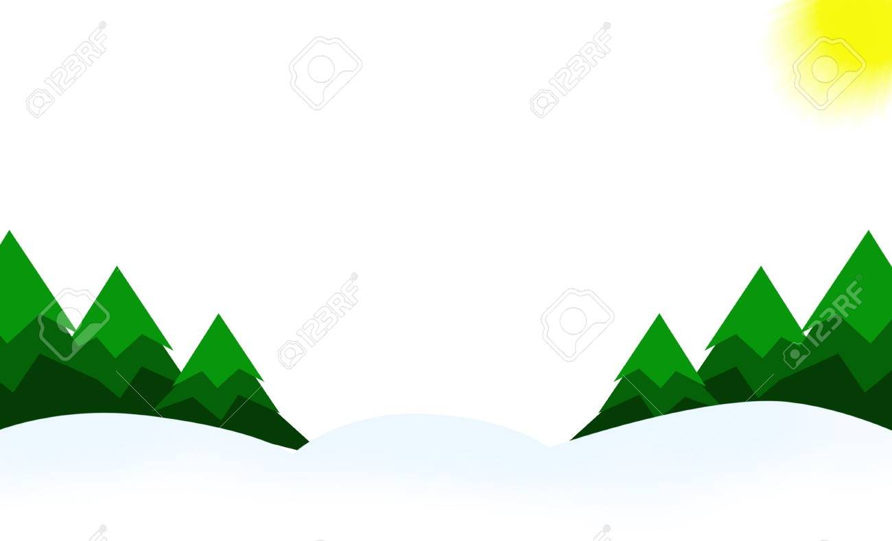 winter forest Stock Photo - 3880899