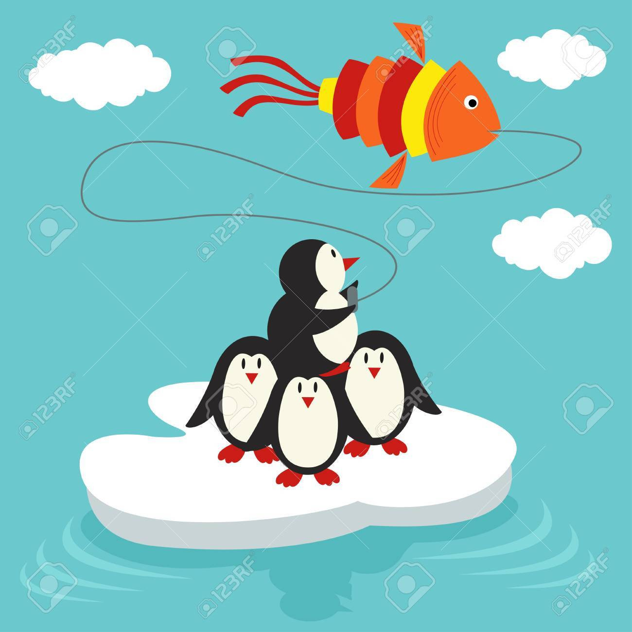 Official Club Penguin Online Wiki - Club Penguin Fishing Fish Clipart  (#5336713) - PinClipart