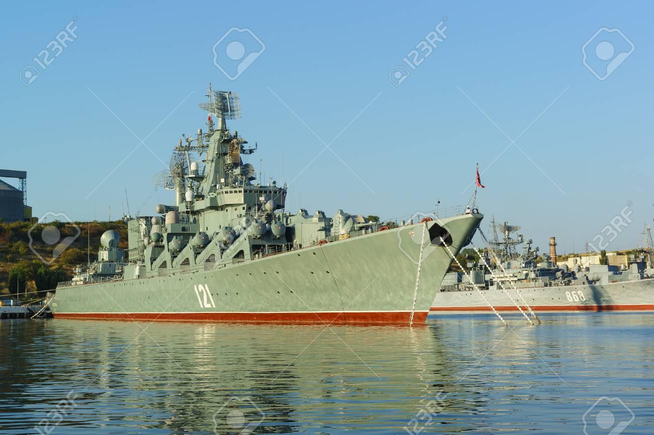 ロシア、クリミア、セヴァストポ...