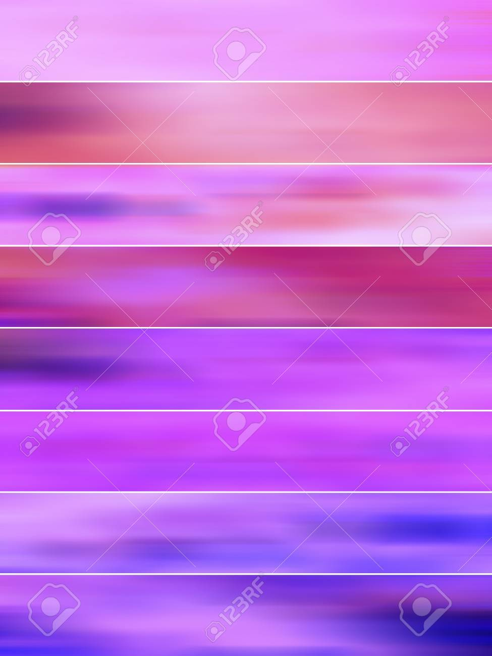 Lovely blueish pinks blurs backgrounds serie for animation Stock Photo - 11988945