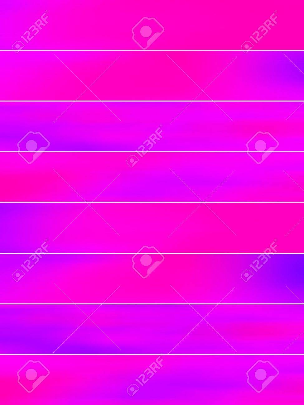 Fluorescent Pink Background Banners In A Vertical Background Stock